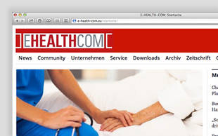 E-HEALTH-COM Website